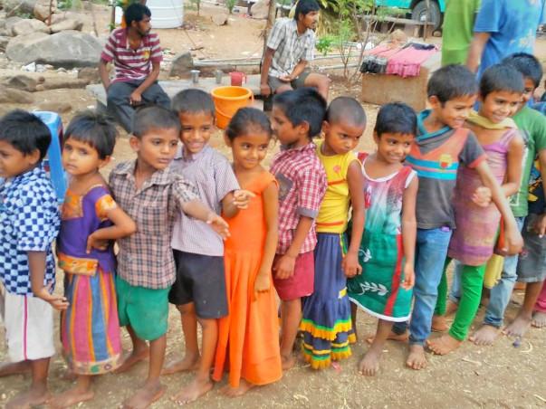Fund School Supplies For 1000 Govt School Kids In AP/TG
