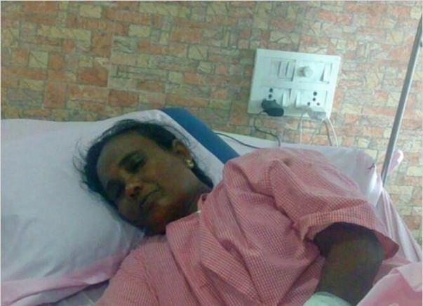 help maryamma for liver transplantation