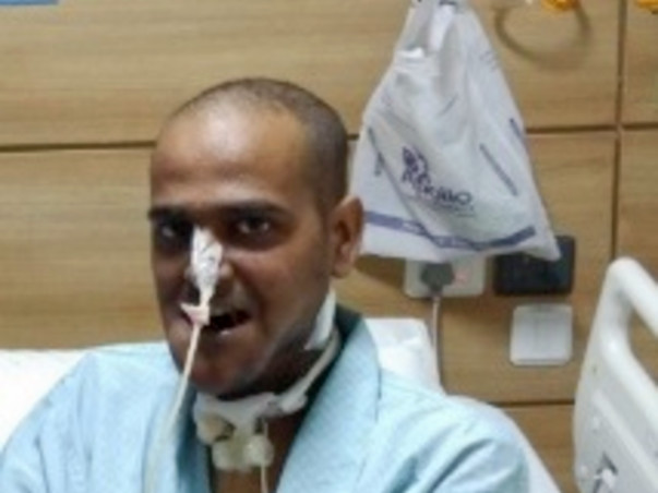Help Suresh Undergo Stem Cell Transplantation
