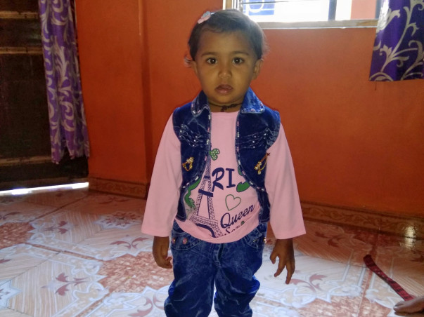 Help My 3 Year Old Daughter Aaliya Fight Thalassemia Major