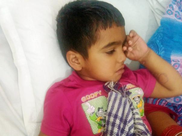 Help Navraj Fight Blood Cancer