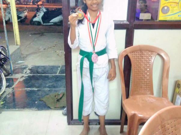 Help Neha for her Karate fight in Bhutan