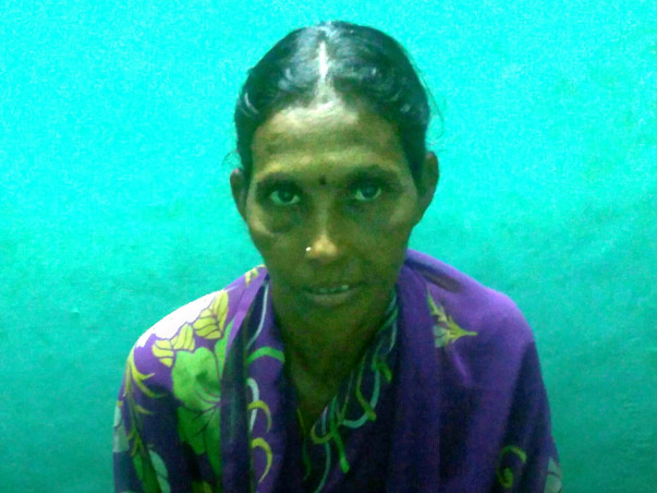 Support Lakshmi Devi For Her Treatment