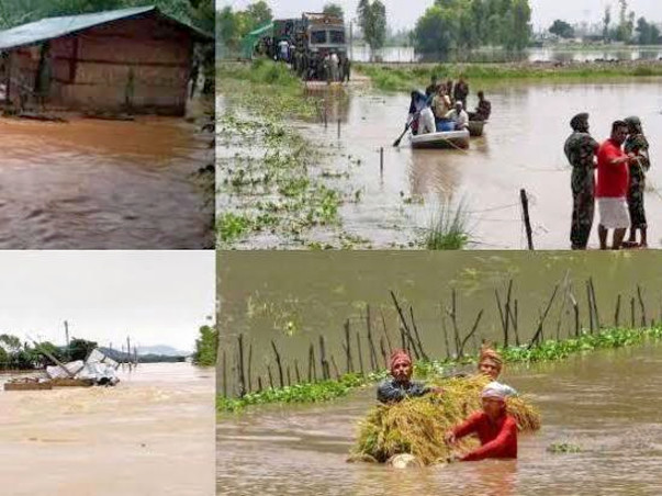 Assam Flood Relief 2020
