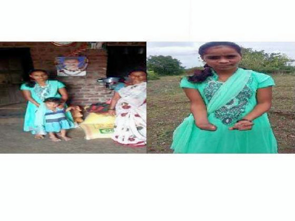 Help Ratnabai Bhivanse In Upbringing Her Children And Run Her Family