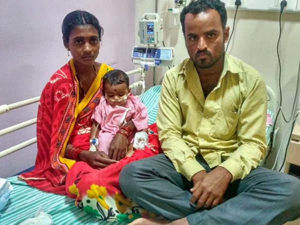 Help 6-month Deeksha figh cancer