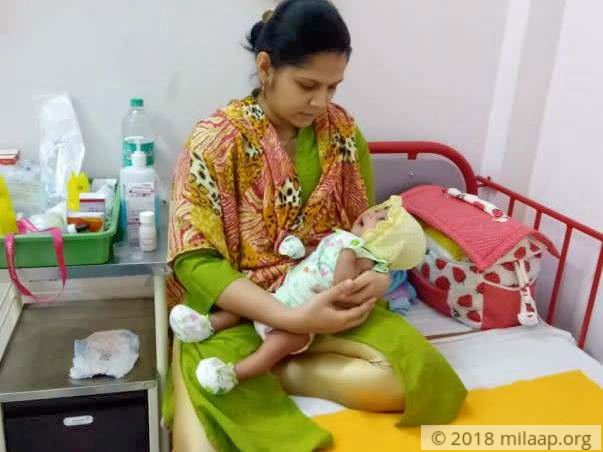 A Cold Can Kill This 1-Month-Old Baby Girl Unless She Gets Treatment