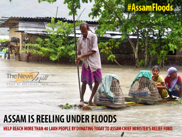 Help Raise Funds For #AssamFloods 2019