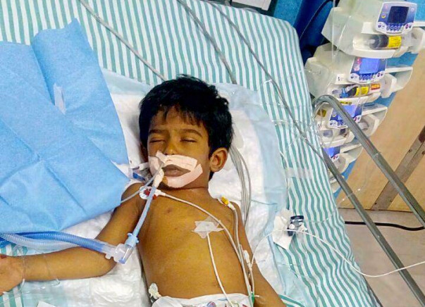 Prahlad needs our help to survive a liver condition
