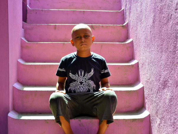 Help 8-Year-Old Madhan Who Is Fighting Cancer For The Second Time