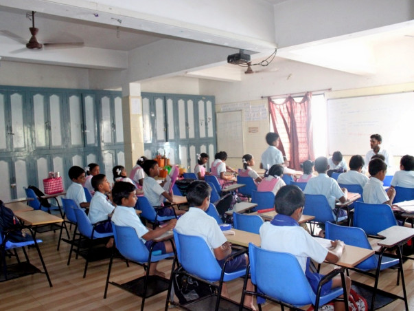 Help Build Hostel For Students Of Sri Satya Sai Institute Of Educare