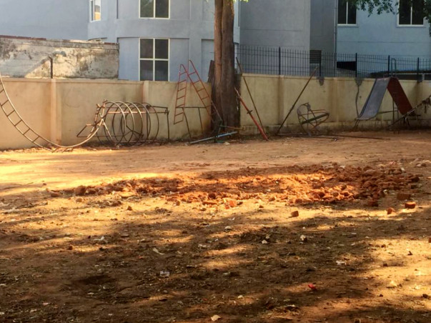 Help us Build a Sports Court at this Government School