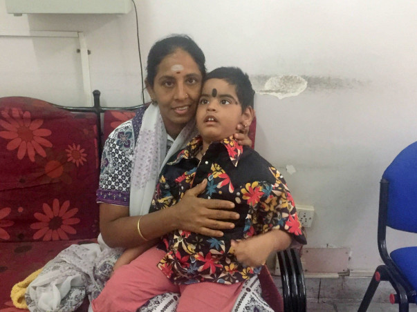 Help 4-year old Pavan fight Cerebral Palsy