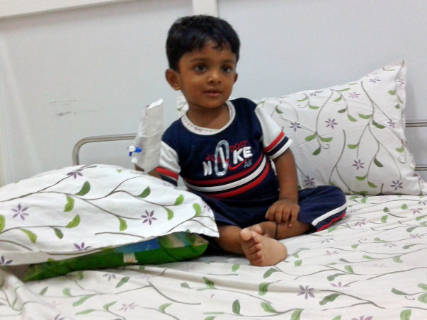 Help Suraj fight Conginetal Neutropenia