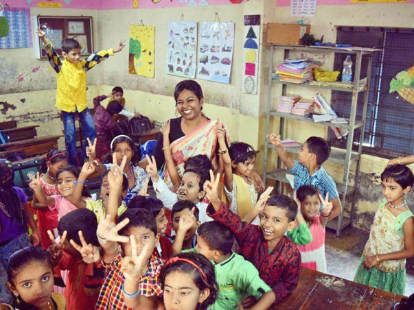 Support Preeti in Raising Funds for her Classroom