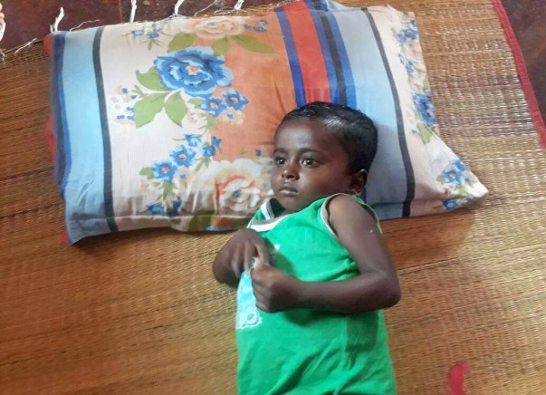 Help Baby Amarnath Get Chemotherapy