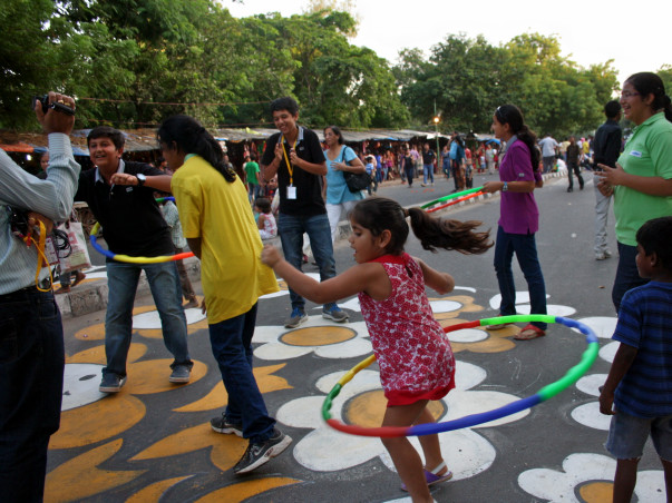 Let's make our cities child friendly !!