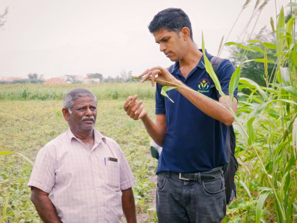 Help Ajay to improve the lives of the vulnerable farmers in Tamil Nadu