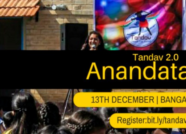 I am fundraising for Tandav 2.0