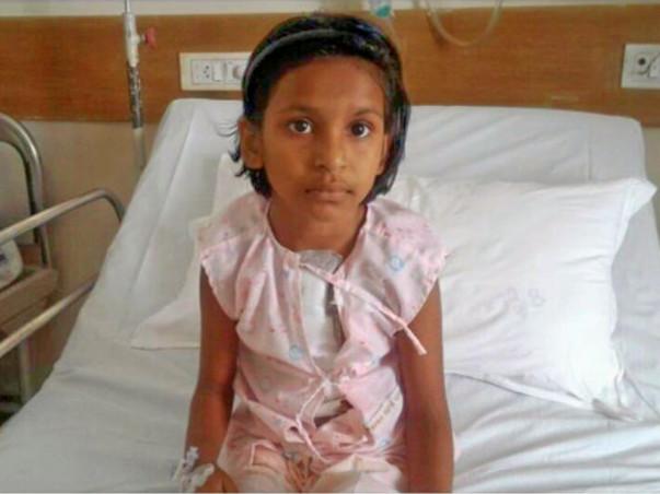 Help 6-Year-Old Pooja Undergo An Urgent Heart Surgery