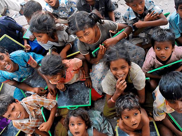 Help Poor Children Education