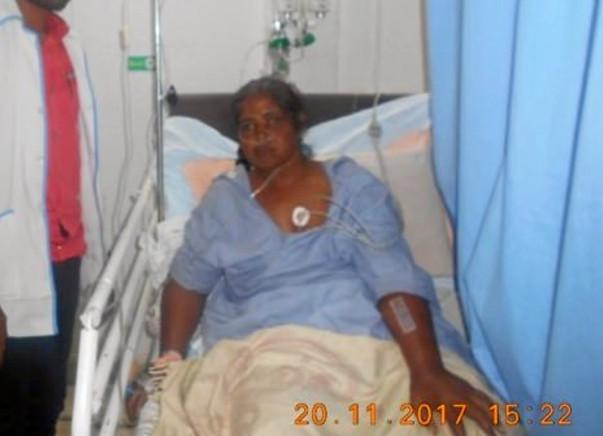 Help Rehana Begum Live With Artificial Kidneys