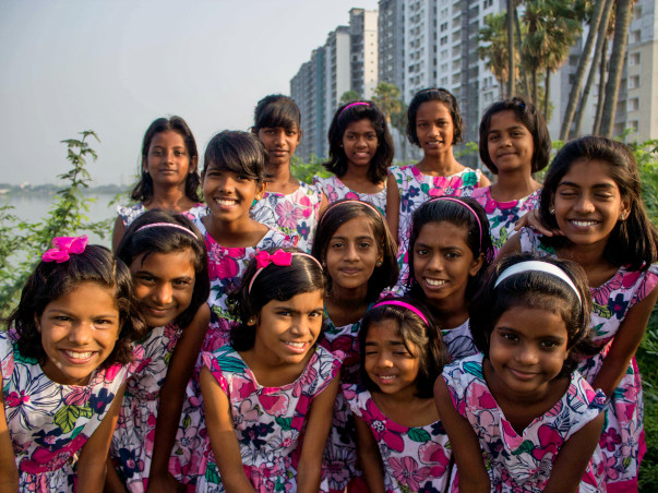 Help STEPS Home For Girls Finish Their Year Strong. #BeASanta!