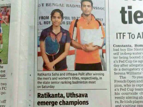 Help Ratikanta Saha To Win International Medals For India