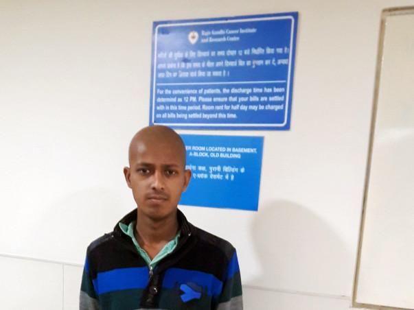 Help Sandeep Fight Blood Cancer
