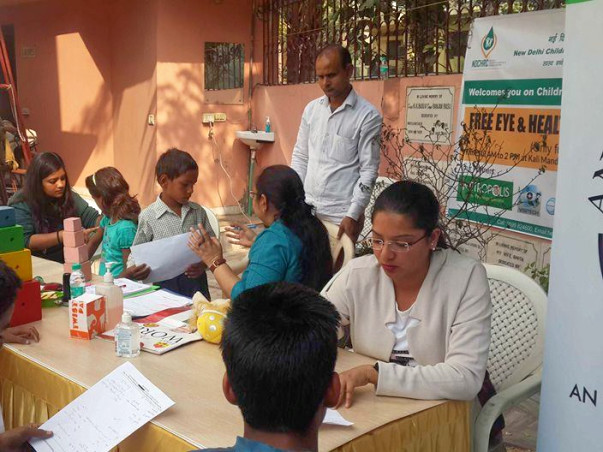DONATE to Children's Clinic