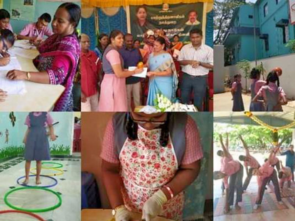 Contribution towards the education of children with autism