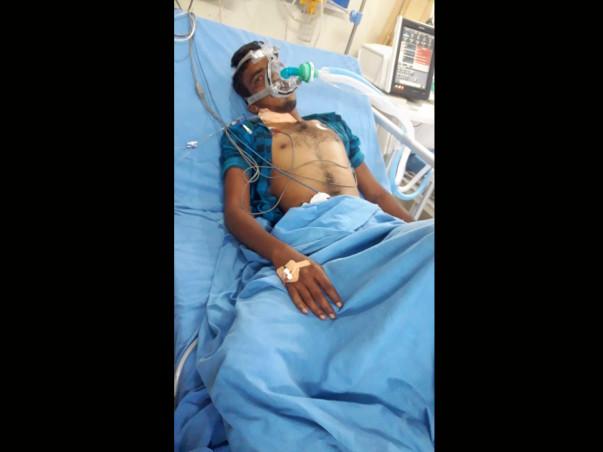Help Ravi Fight ARDS