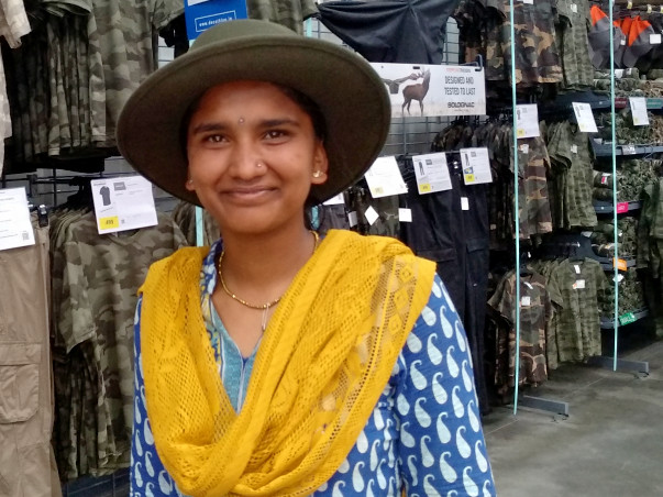 Help Basamma Recover To Give Her 10th Exams