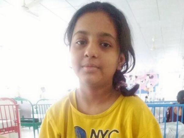 Help Baby Nazreen
