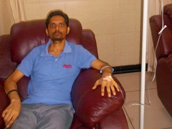 Help Hemanth Recover From Liver Cancer