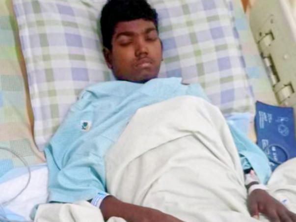 Help Manishankar, Construction Labourer's Son Fight Renal Failure