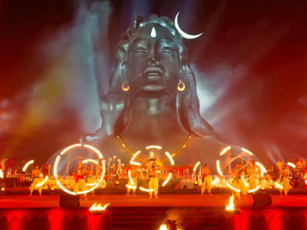 Support 25th Mahashivratri at Isha Yoga Centre