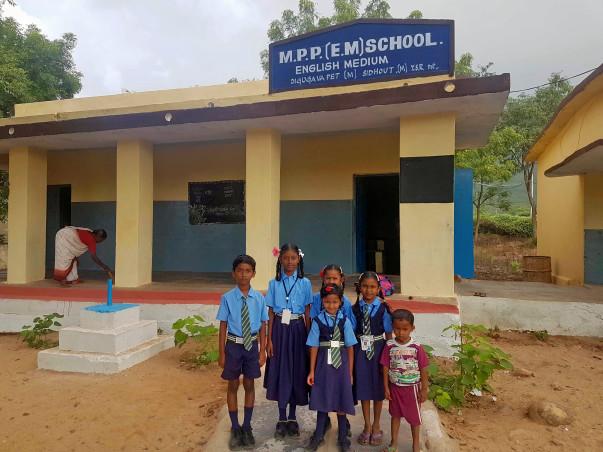 Development of Oldest Govt School [Non profitable]