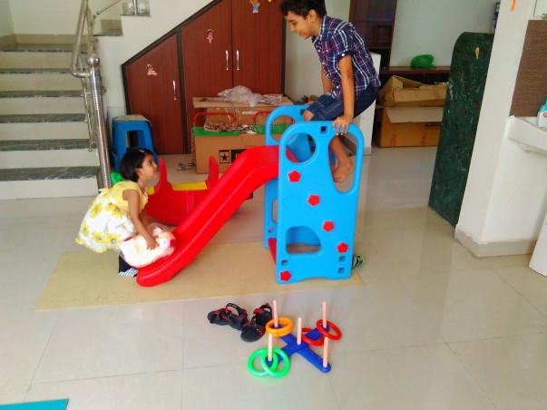 Help me run my Kindergarden School - ESSENCE KIDZ SCHOOL
