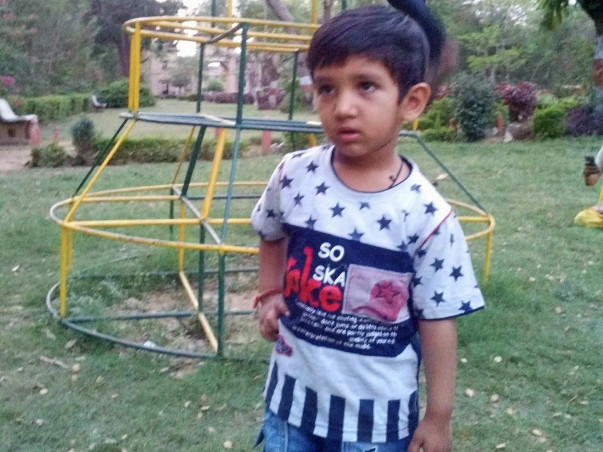Save This Child Survive From Lymph Node Cancer