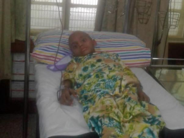 Help Shaikh Aasiya Undergo A Bone Marrow Transplant