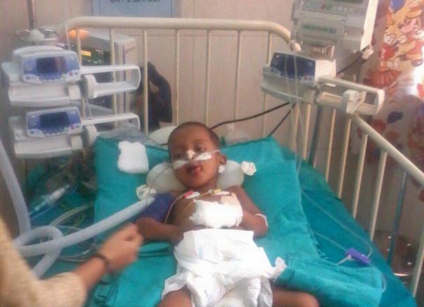 Help little Alaida Maynuddin fight cancer