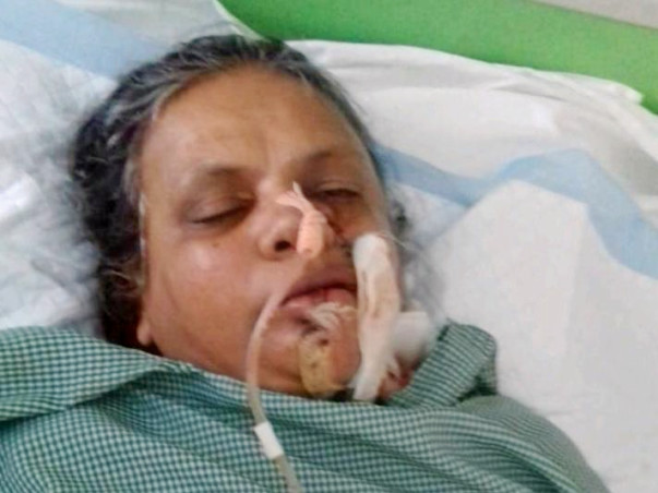Help Saida Akbar Patel Fight Cancer