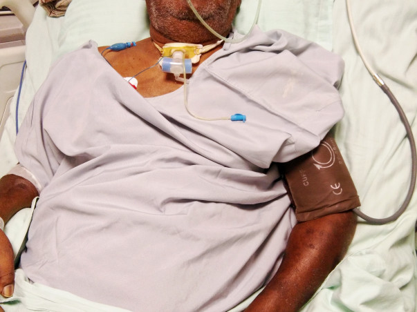 Help My Father Gopinath Kurmi To Fight Systemic Hypertension