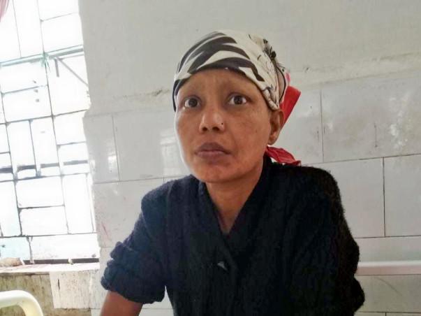 32 Years Old Sanju Lepcha Needs Your Help Fight Carcinoma Ovary