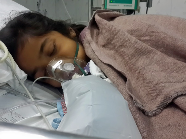 Help This 11 Year-Old Who Is On Dialysis For 20 Hours Every Day