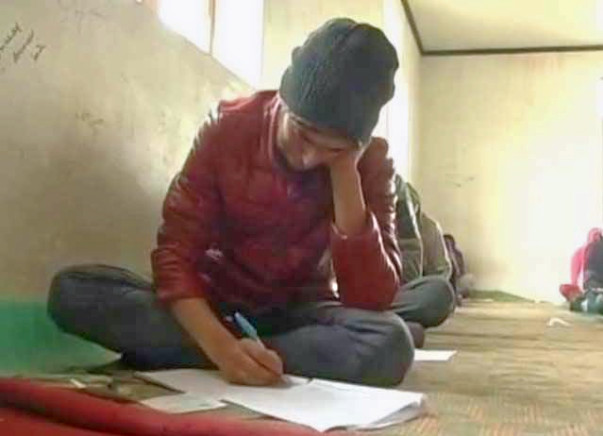 Books ,Pens and Exam Pads for School Children Studying in Govt Schools