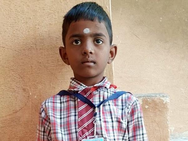 Help Bharath Get Educated