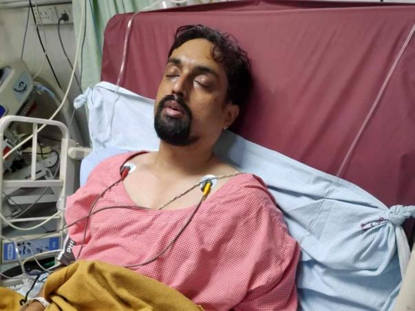 Help Vijay recover from brain surgery