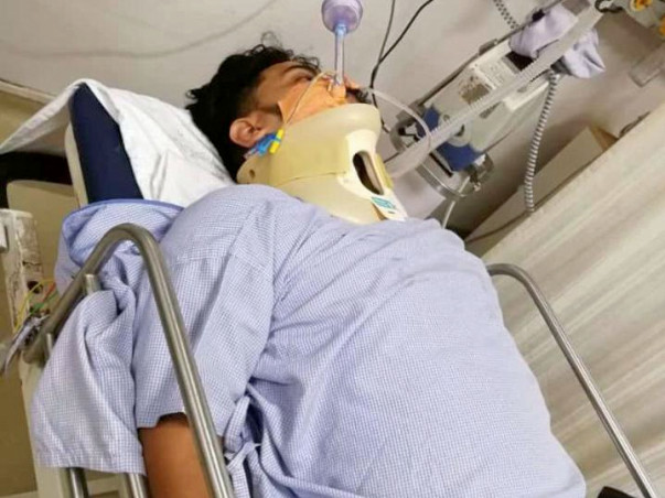 Help My Brother With His Accident